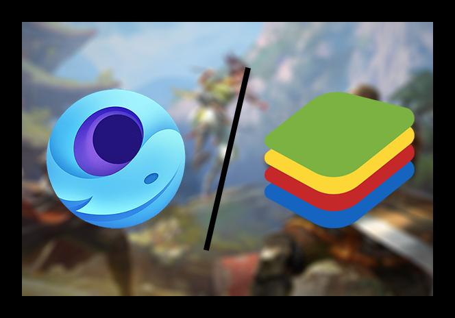 Картинка Сравнение BlueStacks и GameLoop